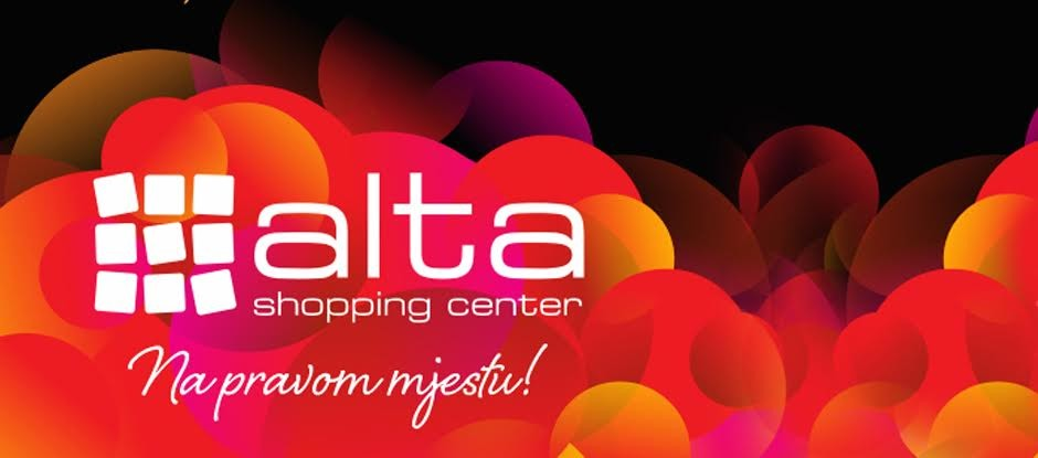 Concert marking the 7th anniversary of the Alta Shopping center